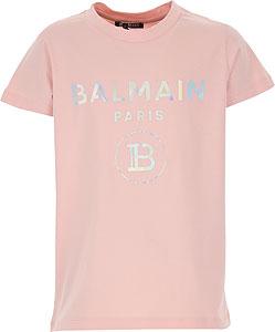 Balmain T-Shirt Bébé Fille