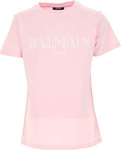 Balmain T-Shirt Bébé Fille - Spring - Summer 2021
