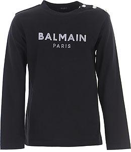 Balmain T-Shirt Bébé Fille - Fall - Winter 2021/22