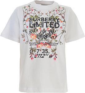 Burberry T-Shirt Bébé Fille - Spring - Summer 2021