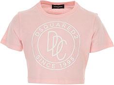 Dsquared T-Shirt Bébé Fille - Spring - Summer 2021
