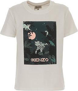Kenzo T-Shirt Bébé Fille - Fall - Winter 2021/22