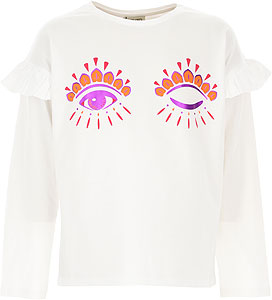 Kenzo T-Shirt Bébé Fille