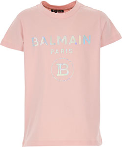 Balmain T-Shirt Fille