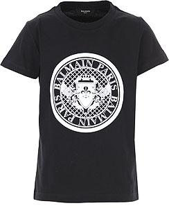 Balmain T-Shirt Fille - Spring - Summer 2021
