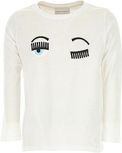 Chiara Ferragni T-Shirt Fille