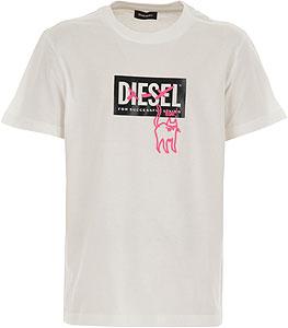 Diesel T-Shirt Fille - Spring - Summer 2021