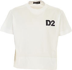 Dsquared T-Shirt Fille