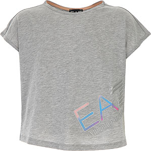 Emporio Armani T-Shirt Fille