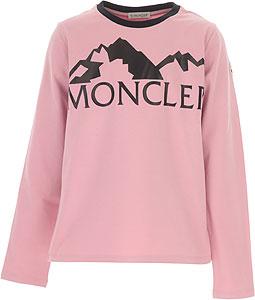Moncler T-Shirt Fille