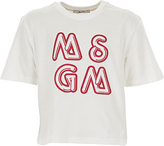 MSGM T-Shirt Fille - Spring - Summer 2021