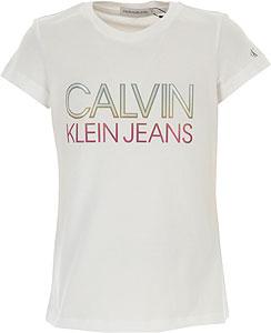Calvin Klein T-Shirt Fille - Spring - Summer 2021