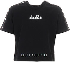 Diadora T-Shirt Fille - Spring - Summer 2021