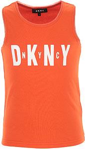 DKNY T-Shirt Fille - Spring - Summer 2021