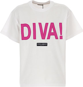 Dolce & Gabbana T-Shirt Fille - Fall - Winter 2021/22