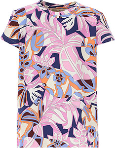 Emilio Pucci T-Shirt Fille - Spring - Summer 2021