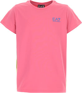 Emporio Armani T-Shirt Fille - Spring - Summer 2021