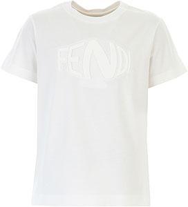 Fendi T-Shirt Fille - Fall - Winter 2021/22