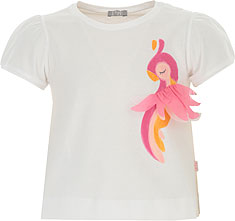 Il Gufo T-Shirt Fille - Spring - Summer 2021