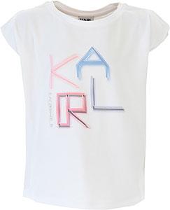 Karl Lagerfeld T-Shirt Fille - Spring - Summer 2021