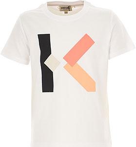 Kenzo T-Shirt Fille - Spring - Summer 2021