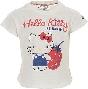 Mc2 Saint Barth T-Shirt Fille - 2021 Collection
