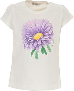 Monnalisa T-Shirt Fille - Spring - Summer 2021