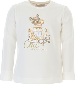 Monnalisa T-Shirt Fille - Fall - Winter 2021/22