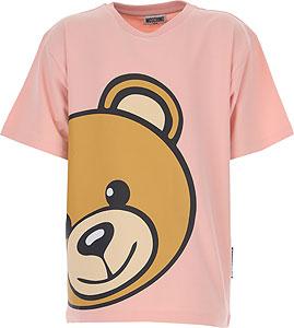 Moschino T-Shirt Fille - Fall - Winter 2021/22