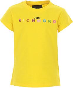Richmond T-Shirt Fille - Spring - Summer 2021