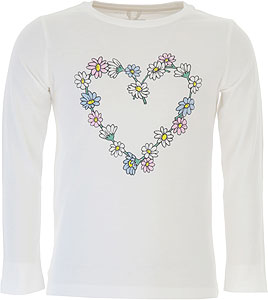 Stella McCartney T-Shirt Fille - Fall - Winter 2021/22