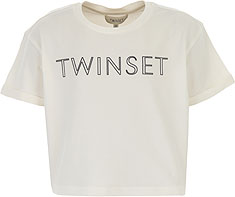 Twin Set by Simona Barbieri T-Shirt Fille - Spring - Summer 2021