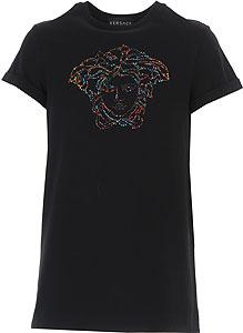Versace T-Shirt Fille - Spring - Summer 2021