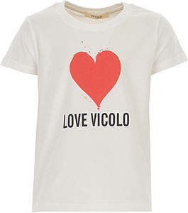 Vicolo T-Shirt Fille - Spring - Summer 2021
