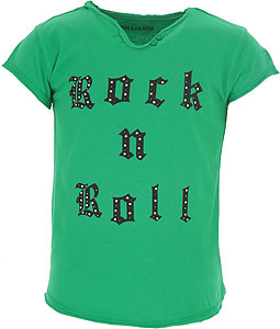 Zadig & Voltaire T-Shirt Fille - Spring - Summer 2021