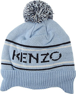 Kenzo Chapeaux Garçon - Fall - Winter 2021/22