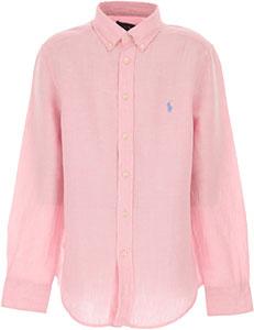 Ralph Lauren Chemises Garçon - Spring - Summer 2021