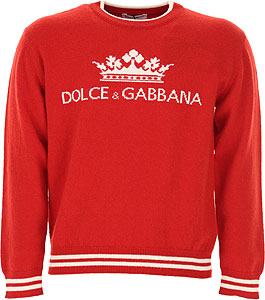 Dolce & Gabbana Pulls Garçon