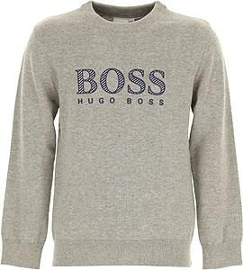 Hugo Boss Pulls Garçon