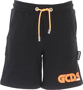 GCDS Shorts Garçon - Spring - Summer 2021