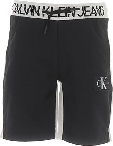 Calvin Klein Shorts Garçon - Spring - Summer 2021