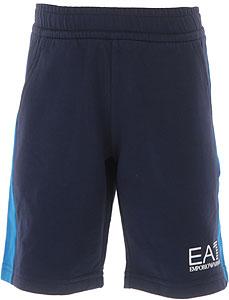 Emporio Armani Shorts Garçon - Spring - Summer 2021