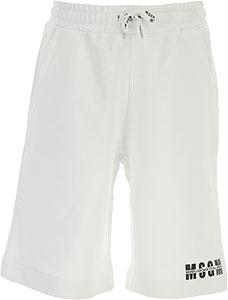 MSGM Shorts Garçon - Spring - Summer 2021