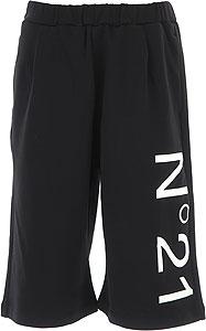 NO 21 Shorts Garçon - Spring - Summer 2021