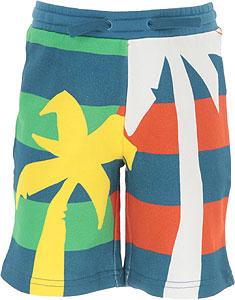 Stella McCartney Shorts Garçon - Spring - Summer 2021