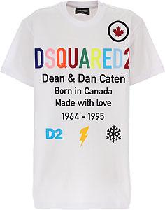 Dsquared T-Shirt Garçon - Fall - Winter 2021/22