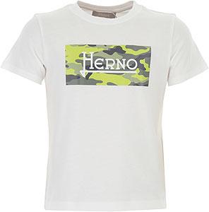 Herno T-Shirt Garçon - Spring - Summer 2021