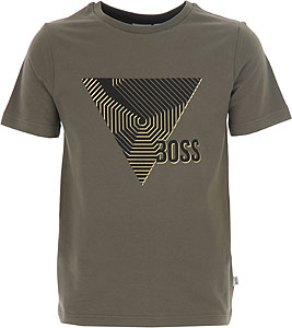 Hugo Boss T-Shirt Garçon - Spring - Summer 2021