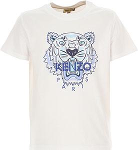 Kenzo T-Shirt Garçon - Spring - Summer 2021