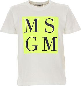 MSGM T-Shirt Garçon - Spring - Summer 2021